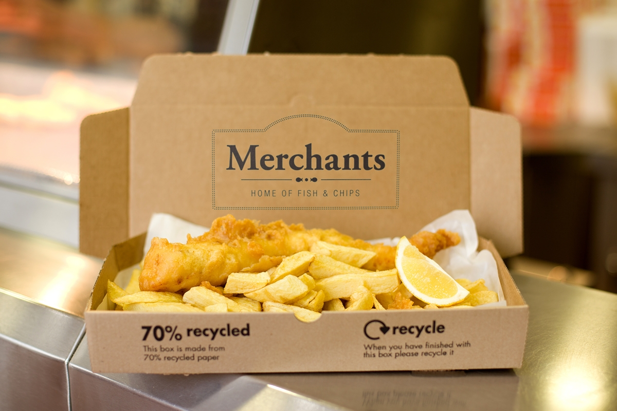 Our award winning fish and chips